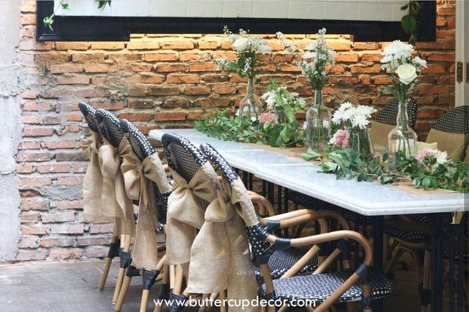 The Wedding of Yuyung & Rivia by Blue Jasmine Restaurant - 005