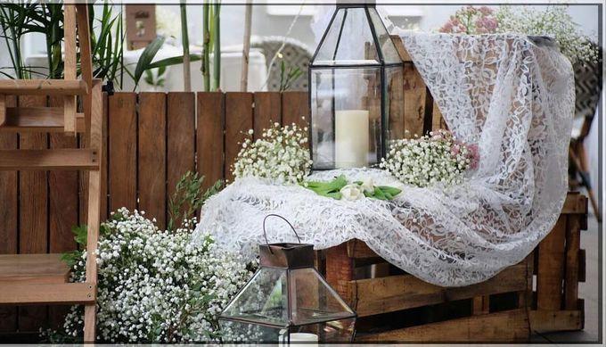 The Wedding of Yuyung & Rivia by Blue Jasmine Restaurant - 006