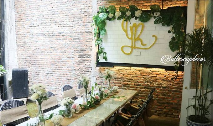 The Wedding of Yuyung & Rivia by Blue Jasmine Restaurant - 007