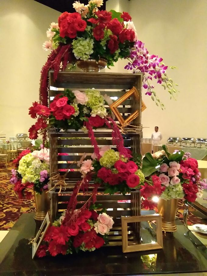Wedding At The Atrium by Bali Indah Catering - 003