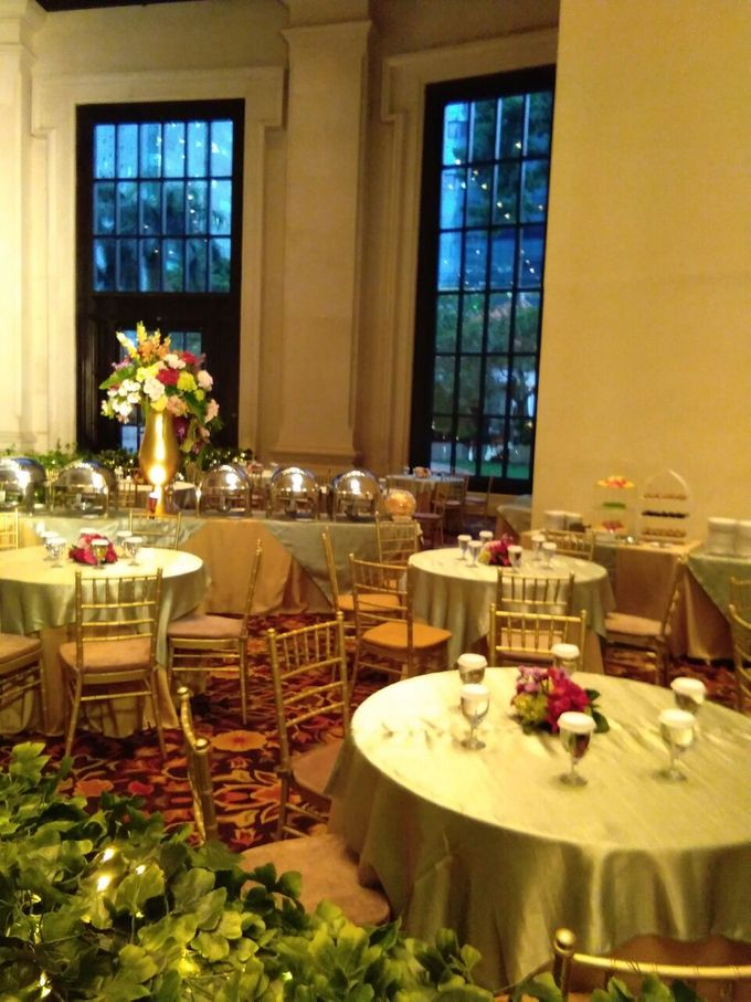 Wedding At The Atrium by Bali Indah Catering - 002