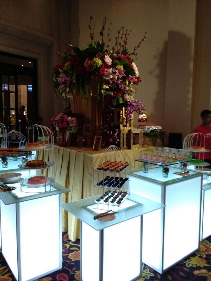 Wedding At The Atrium by Bali Indah Catering - 001