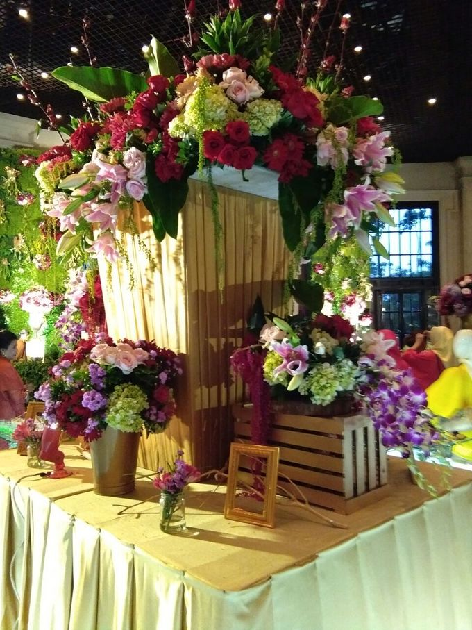 Wedding At The Atrium by Bali Indah Catering - 004