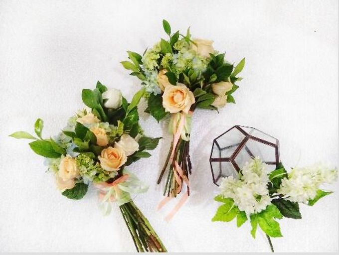 Hand Bouquet by Jc Florist Bali - 014