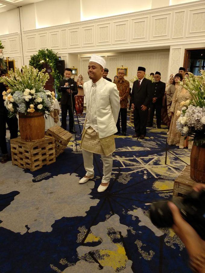 Wedding Desta & Ikram... Adat Jawa & Palembang by IKK Wedding Planner - 012