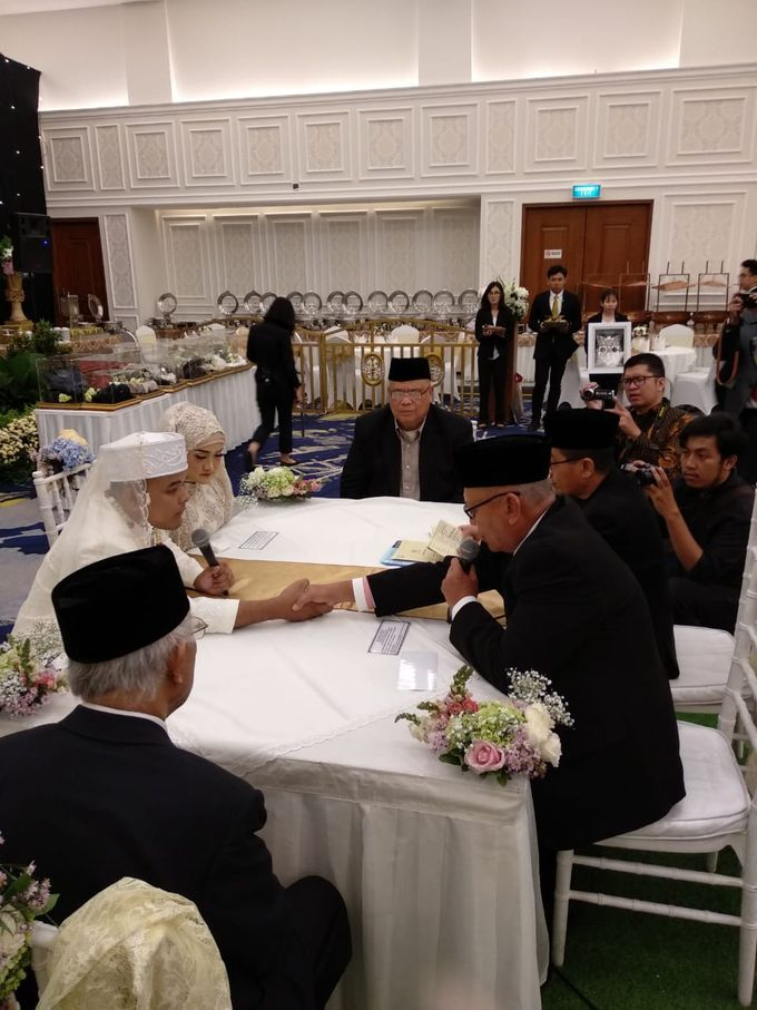 Wedding Desta & Ikram... Adat Jawa & Palembang by IKK Wedding Planner - 002