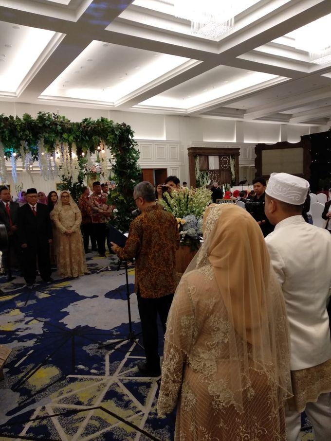 Wedding Desta & Ikram... Adat Jawa & Palembang by IKK Wedding Planner - 006