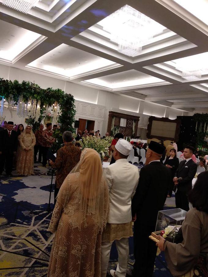 Wedding Desta & Ikram... Adat Jawa & Palembang by IKK Wedding Planner - 009