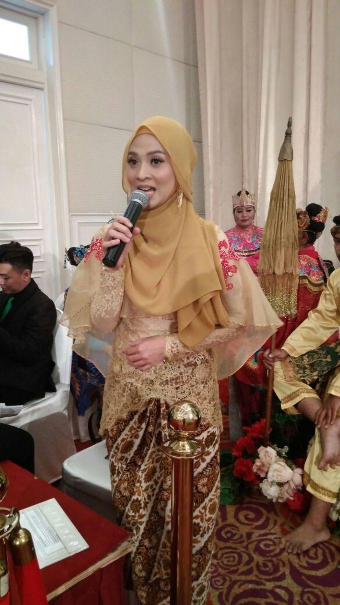 Agni & Astri Wedding.. Sunda Bride by David Entertainment - 004