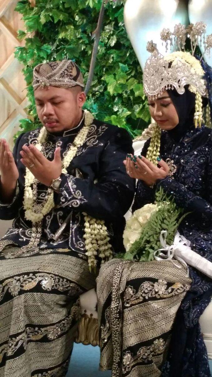 Agni & Astri Wedding.. Sunda Bride by David Entertainment - 006