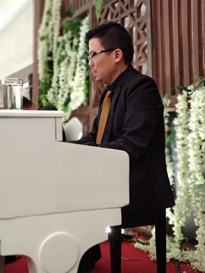 Wedding Desta & Ikram... Adat Jawa & Palembang by IKK Wedding Planner - 004