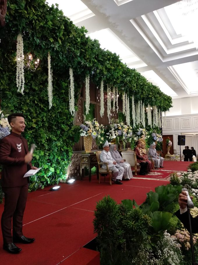 Wedding Desta & Ikram... Adat Jawa & Palembang by IKK Wedding Planner - 010