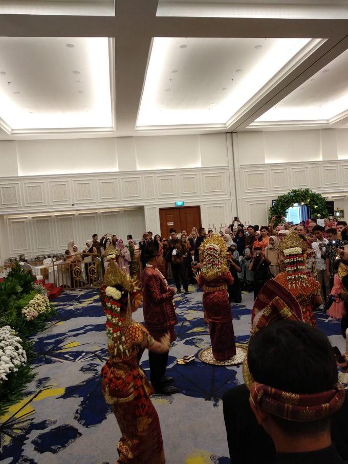 Wedding Desta & Ikram... Adat Jawa & Palembang by IKK Wedding Planner - 011