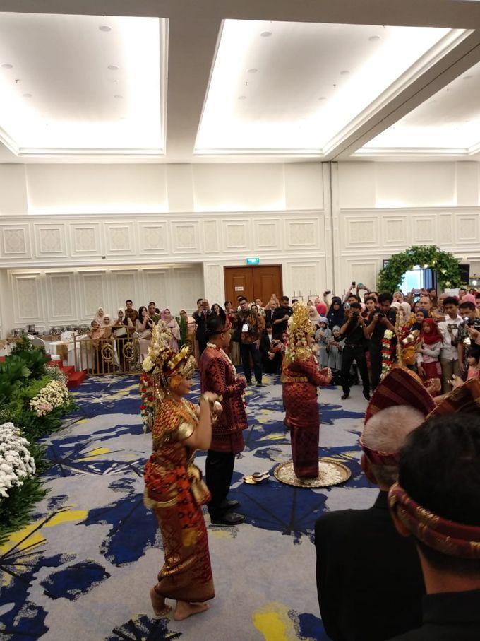 Wedding Desta & Ikram... Adat Jawa & Palembang by IKK Wedding Planner - 005