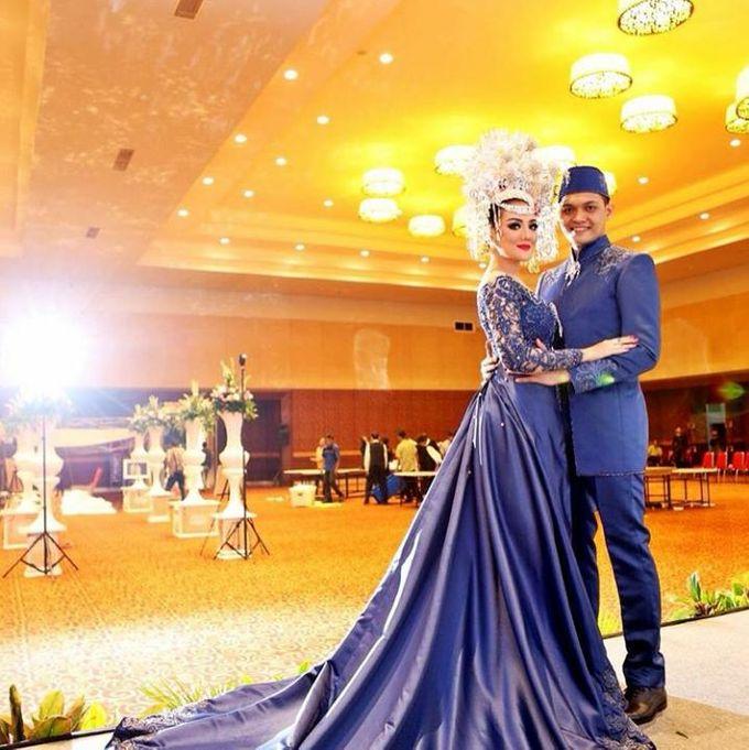 Ayu & Fadil Wedding Day by Violetta Wedding - 004