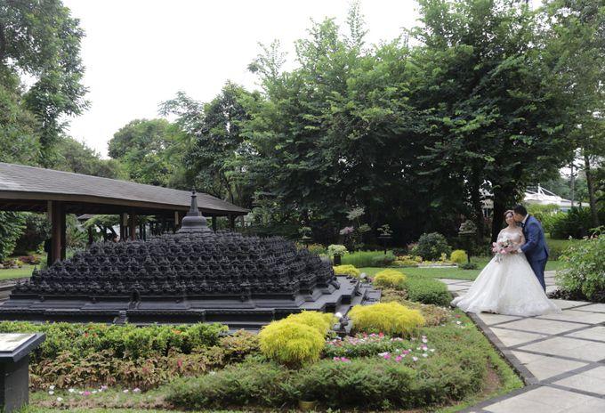Wedding Of Melvin & Jane by Hotel Borobudur Jakarta - 002