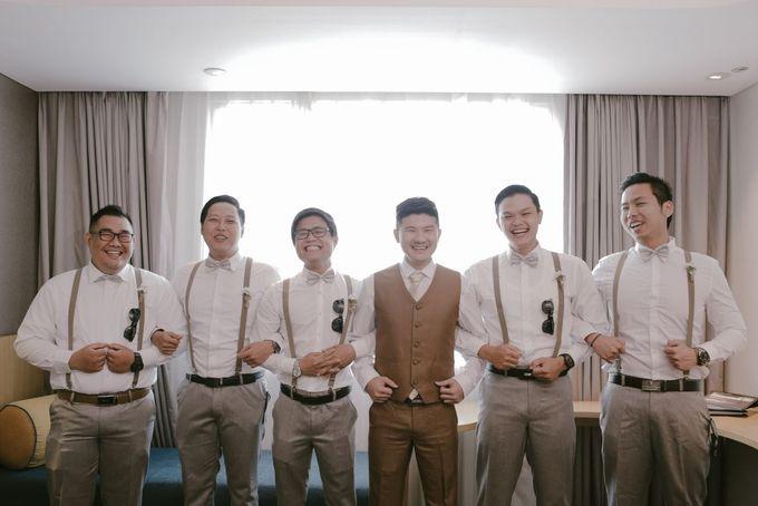 The Wedding Of Alvon & Melody - 15.04.2018 by Sugarbee Wedding Organizer - 005