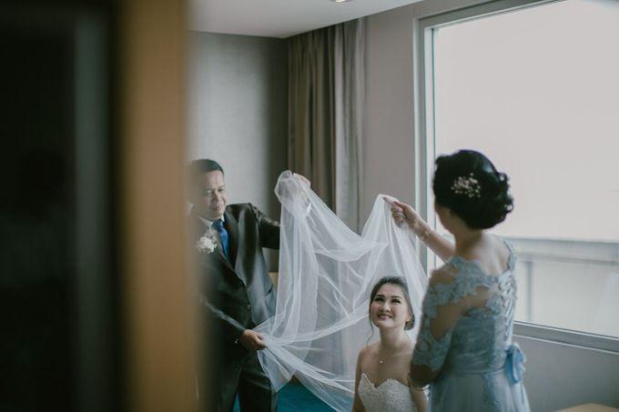 The Wedding Of Alvon & Melody - 15.04.2018 by Sugarbee Wedding Organizer - 001