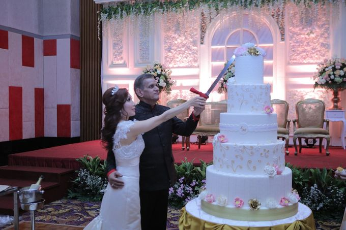 #LM Wedding by Cakes 'n' Bakes - 005