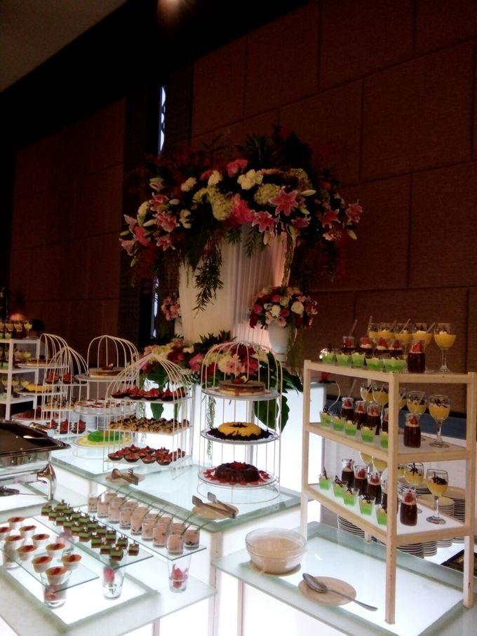 Wedding At The Vida Ballroom by Bali Indah Catering - 001