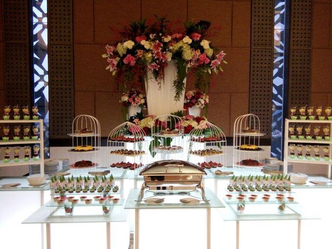 Wedding At The Vida Ballroom by Bali Indah Catering - 002