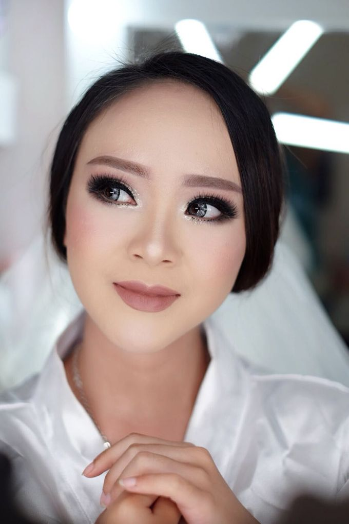 Bridal Make Up, Makeup Party by Beauty by Miss Apple - 002