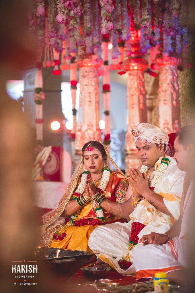 Weddings by Face Palette by Lekshmi Menon - 003