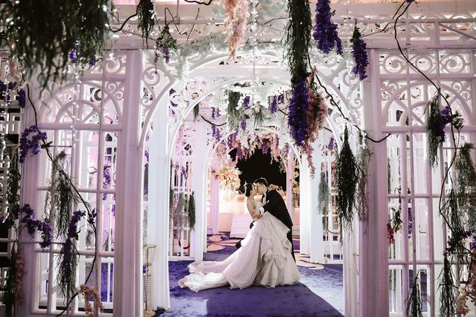 The Wedding of Dian & Kent by Sisca Tjong - 007
