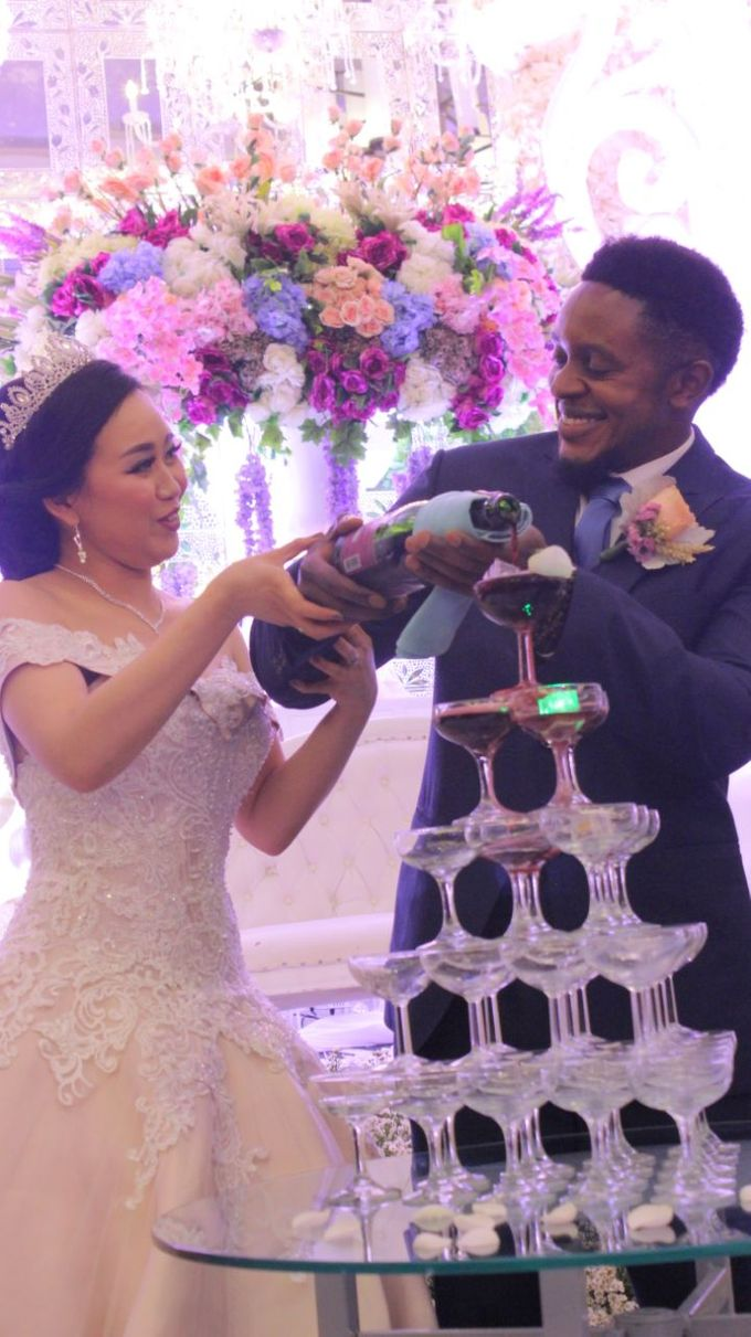 Two Nations Wedding... Africa & Indonesia by David Entertainment - 005