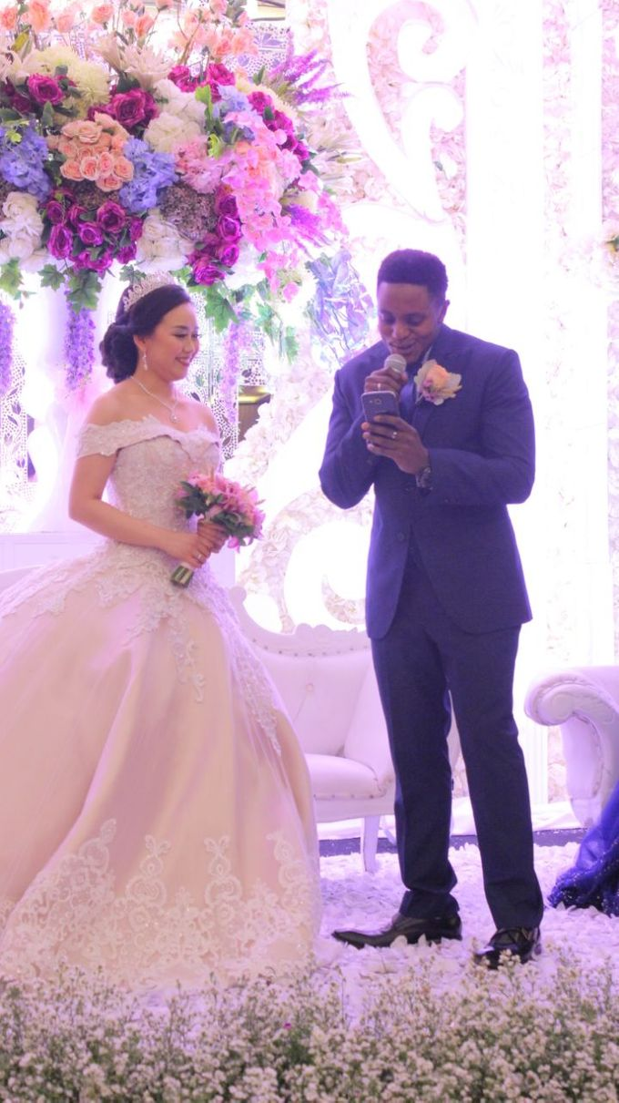 Two Nations Wedding... Africa & Indonesia by David Entertainment - 006
