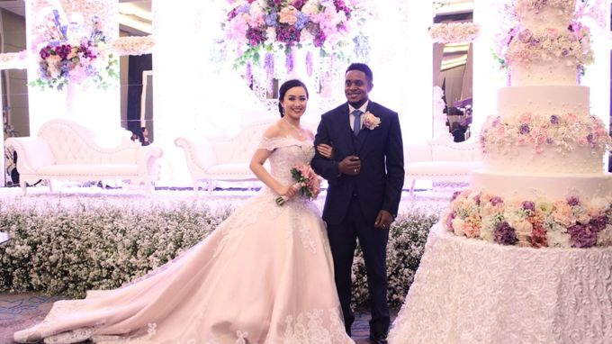 Two Nations Wedding... Africa & Indonesia by David Entertainment - 008