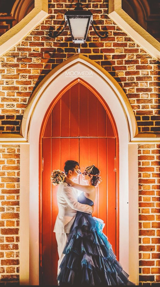 Perth Destination Pre-Wedding Photoshoot by Angel Chua Lay Keng Makeup and Hair - 002