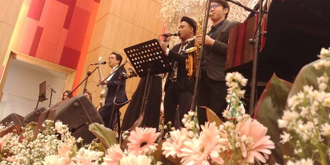 [Jakarta] Vicky & Venita Wedding Day at GMK by FIOR - 003