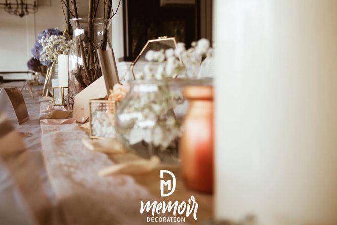Sean and Joon on Rustic Wedding by Memoir Decor - 003