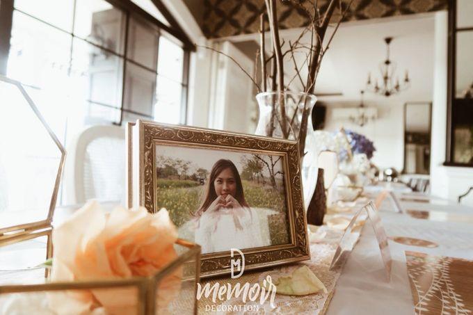 Sean and Joon on Rustic Wedding by Memoir Decor - 007