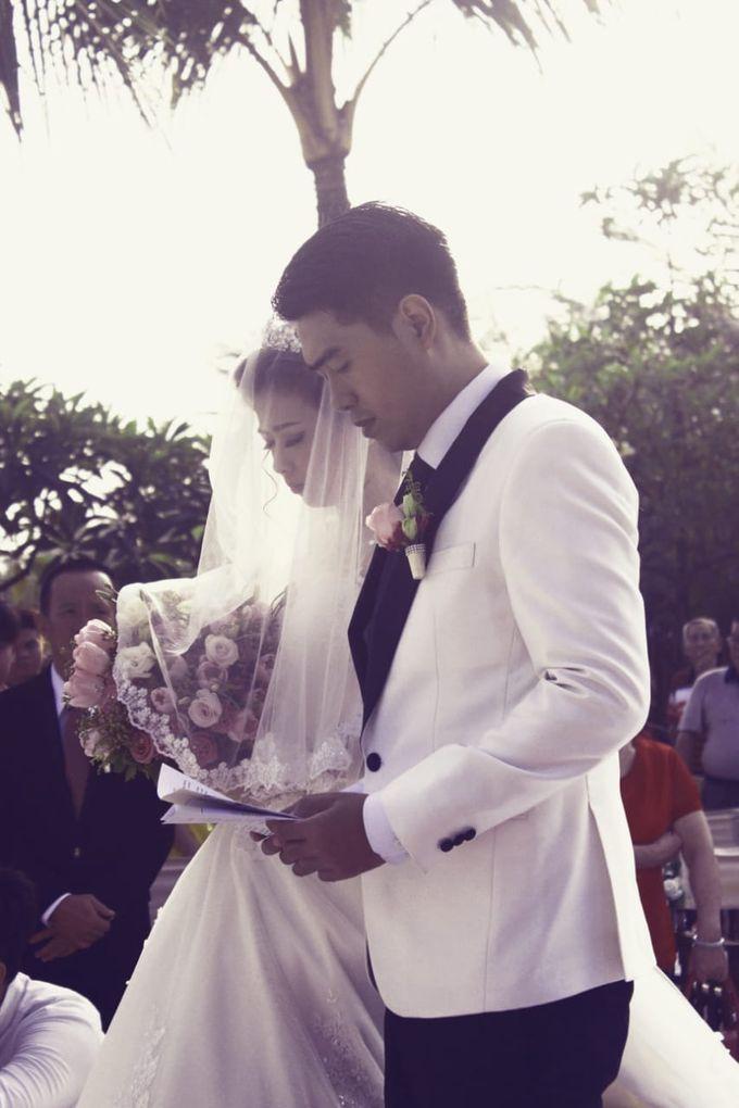 Beach Wedding Party, Ivan & Sherliana by David Entertainment - 001