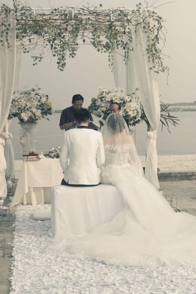 Beach Wedding Party, Ivan & Sherliana by David Entertainment - 009