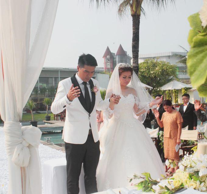 Beach Wedding Party, Ivan & Sherliana by David Entertainment - 005