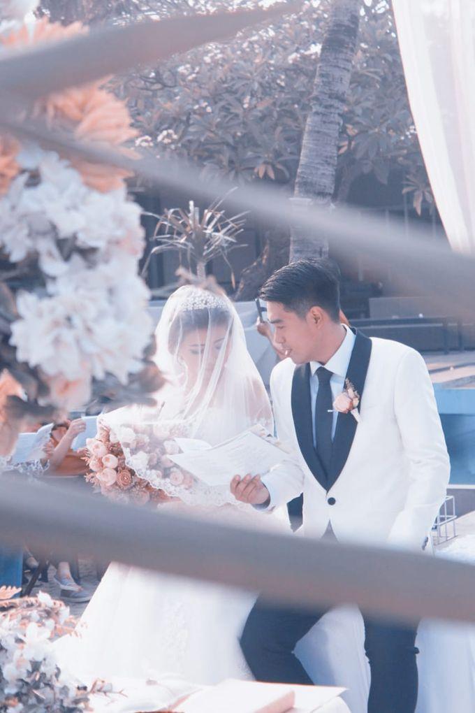 Beach Wedding Party, Ivan & Sherliana by David Entertainment - 006