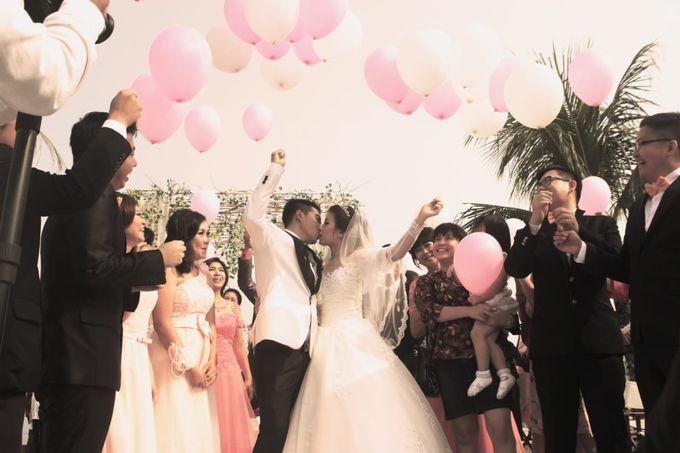 Beach Wedding Party, Ivan & Sherliana by David Entertainment - 003