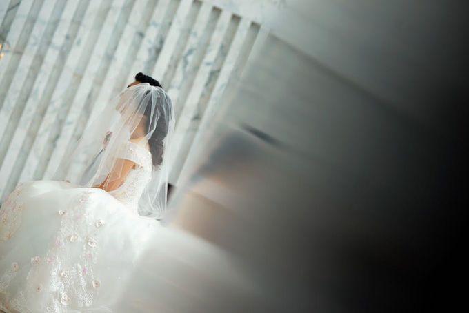 Elsa & Edbert Wedding Day by Dacore Production - 007