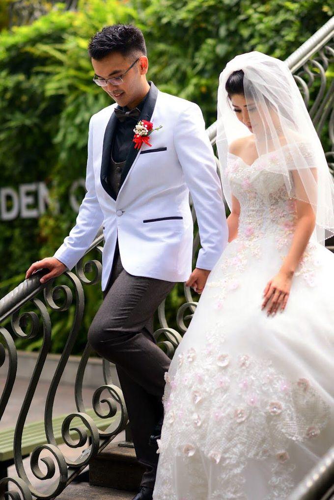 Elsa & Edbert Wedding Day by Dacore Production - 017