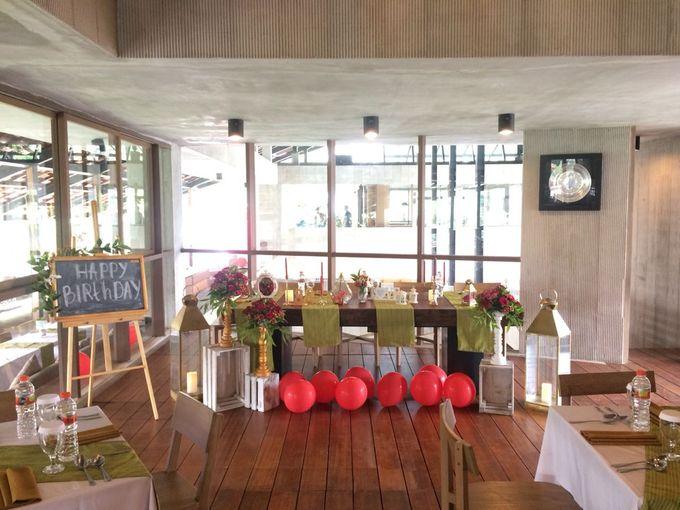 Birthday Decoration At Secret Garden by Bali Becik Wedding - 004