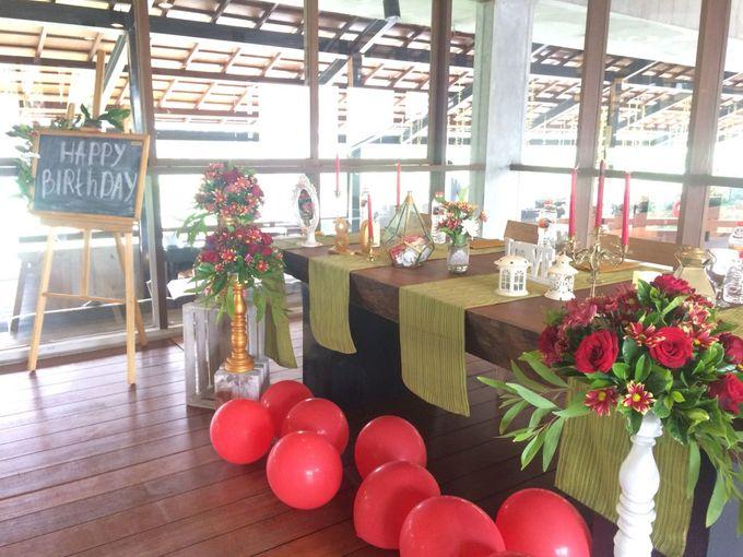 Birthday Decoration At Secret Garden by Bali Becik Wedding - 005