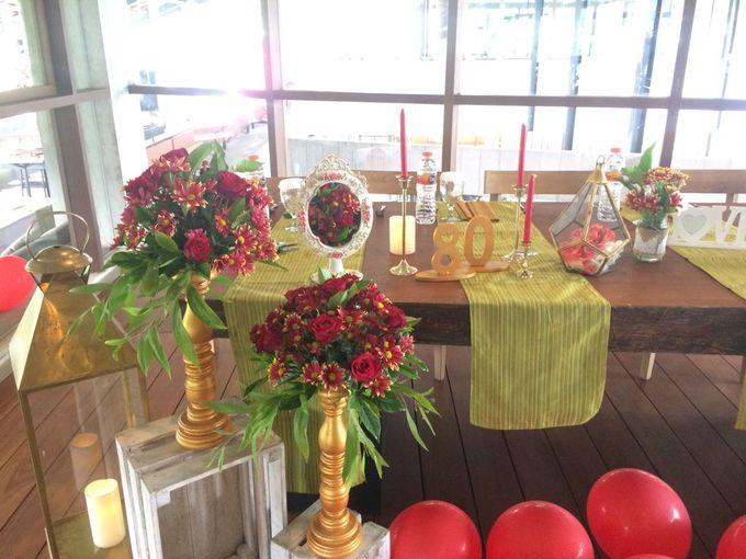 Birthday Decoration At Secret Garden by Bali Becik Wedding - 002