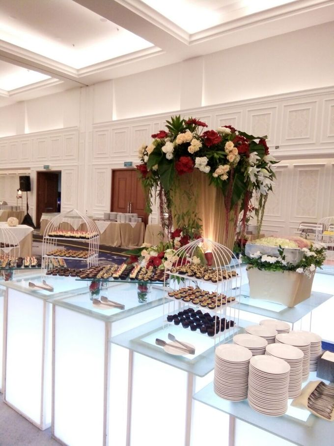 The Wedding of Mr.Juven and Ms. Fenny by Bali Indah Catering - 004