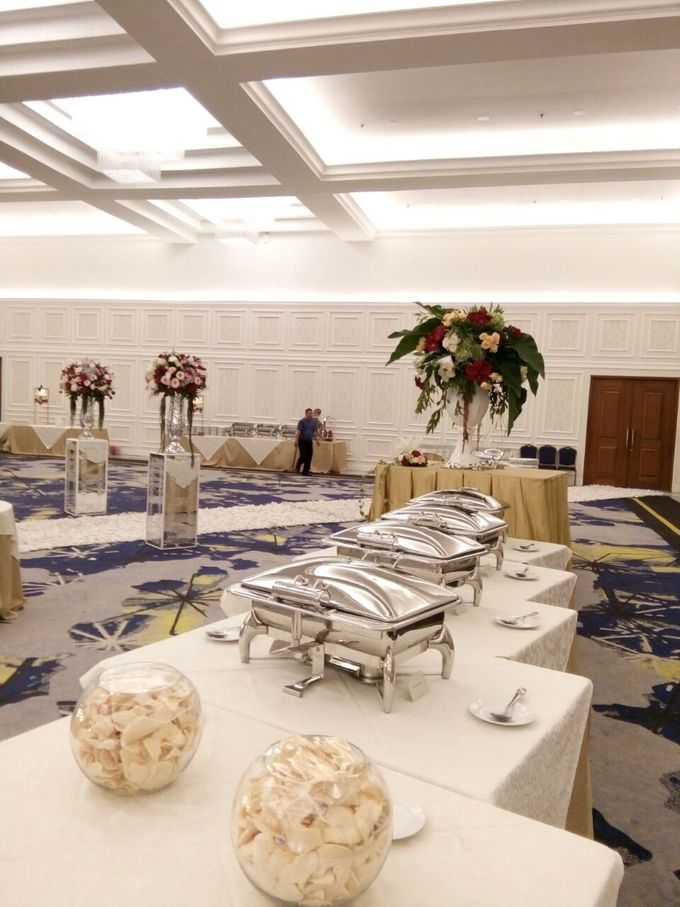 The Wedding of Mr.Juven and Ms. Fenny by Bali Indah Catering - 001