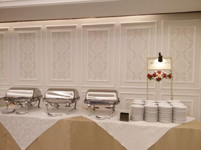 The Wedding of Mr.Juven and Ms. Fenny by Bali Indah Catering - 002