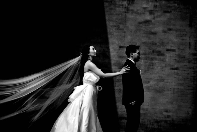 The Wedding of Evan & Evelyn by Wong Hang Distinguished Tailor - 004