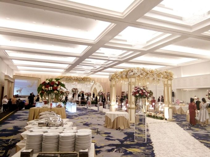 The Wedding of Mr.Juven and Ms. Fenny by Bali Indah Catering - 005